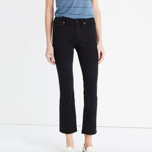 Madewell Cali DemiBoot Jeans in Kane Wash 30 Short